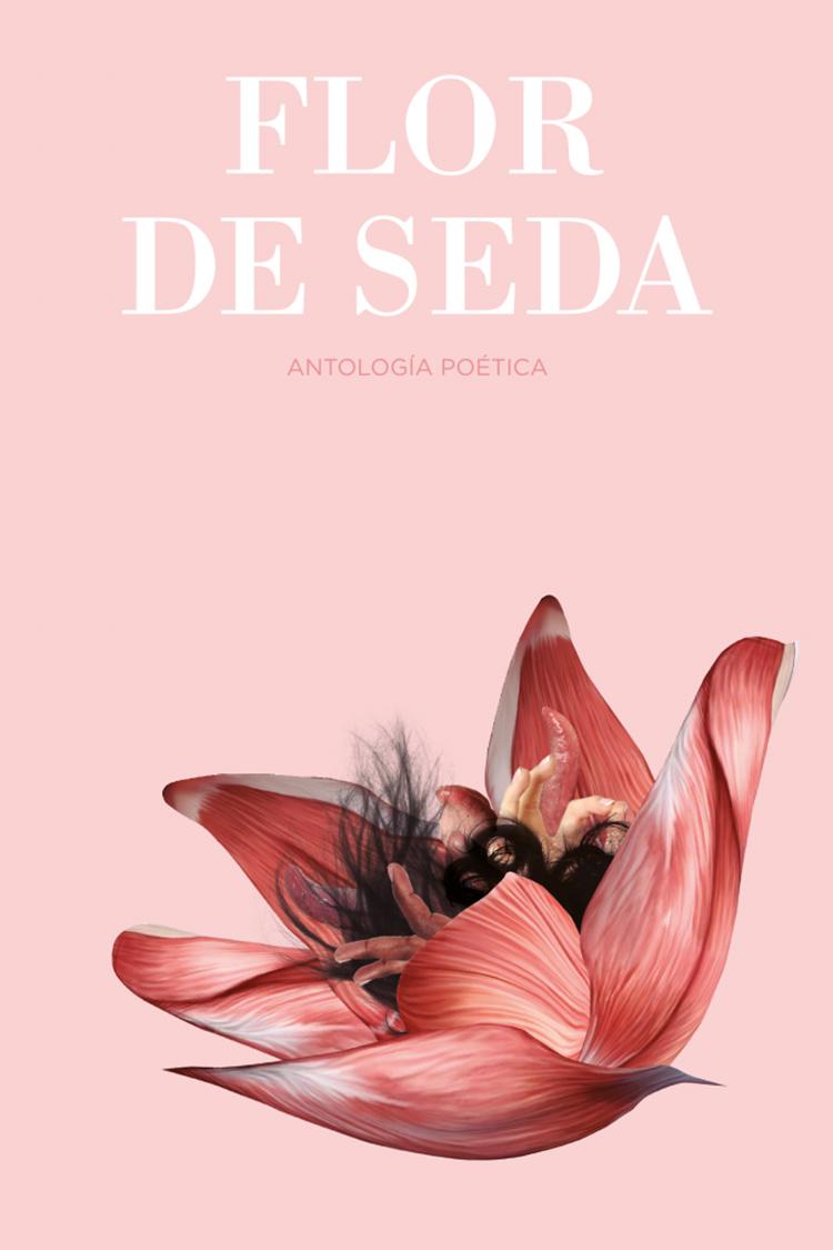 Diseño de portada eBook «Flor de Seda»