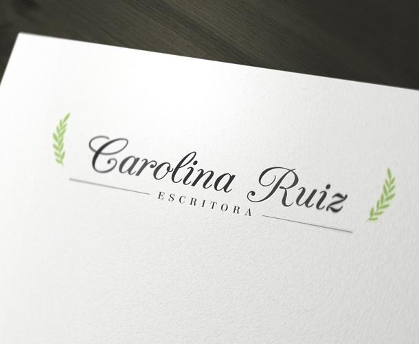 Diseño de logotipo para escritores