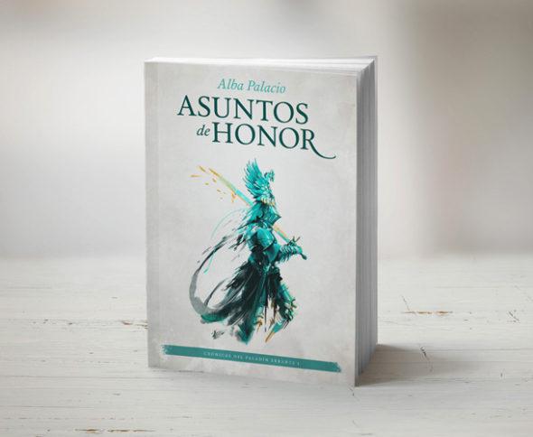 Ilustración para portadas de libros impresos