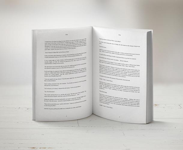 Tarifas de maquetación de libros impresos