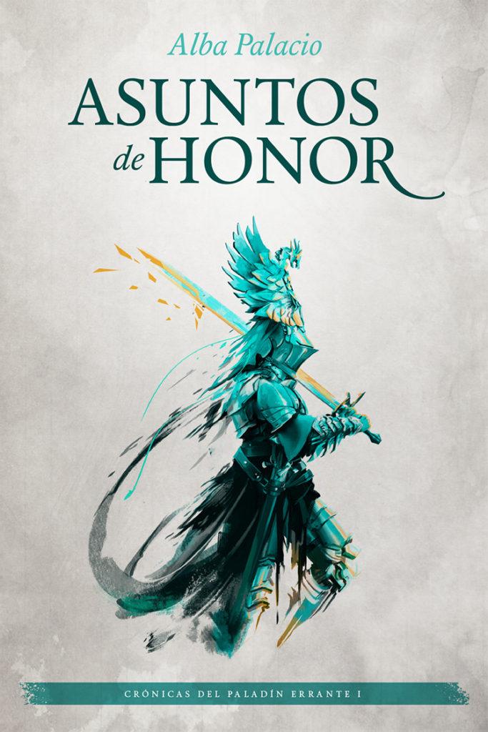 Asuntos de Honor - portada ilustrada