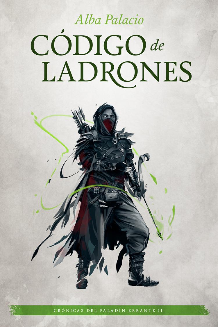 Código de Ladrones - portada ilustrada