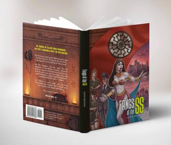Tarifa de ilustración para portada y contraportada de libro impreso