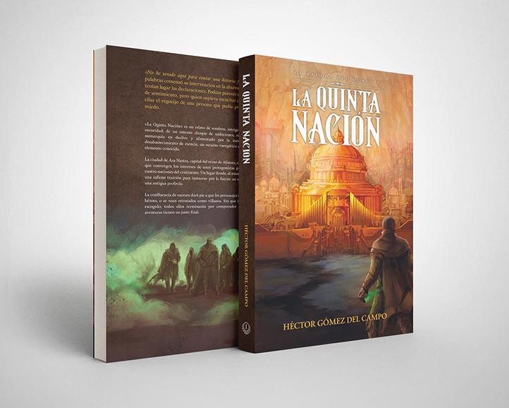 Servicios de ilustración personalizada para portadas de libros