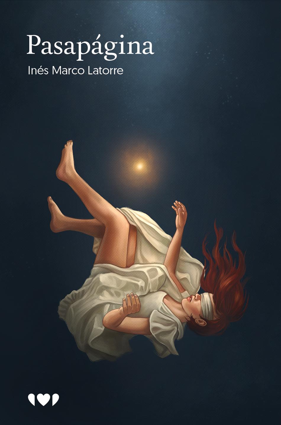 Diseño de portada ilustada «Pasapágina»